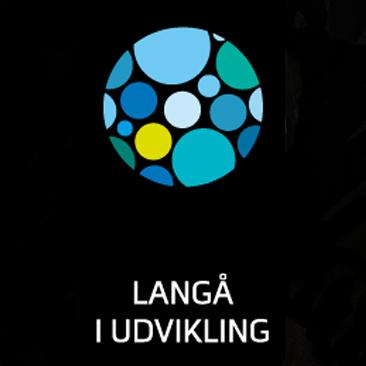 Langaa i udvikling logo