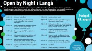 Open by Night 28.8.2015 program