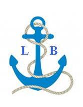 Langå bådelaug logo