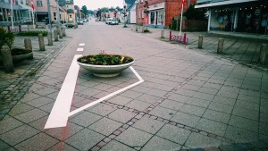 Grøn Bredgade i Langå