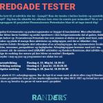Forarealerne i Bredgade invitation til ny gruppe maj 2017