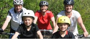 Gudenåløbet 2017 Randers cykelby