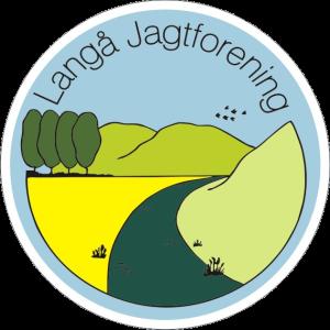 Langå jagtforening logo 20171011