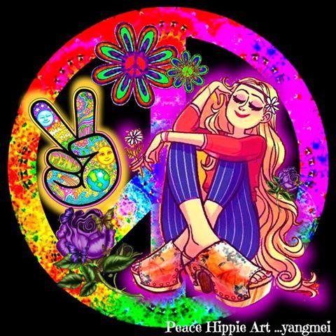 Hippiefest 2018 Pige