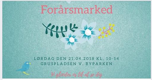 Forårsmarked Langå 20180421