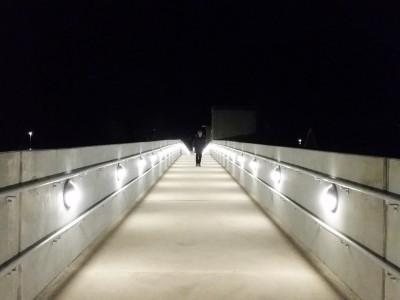 Stationsbroen 23. april 2018 aftenstemning