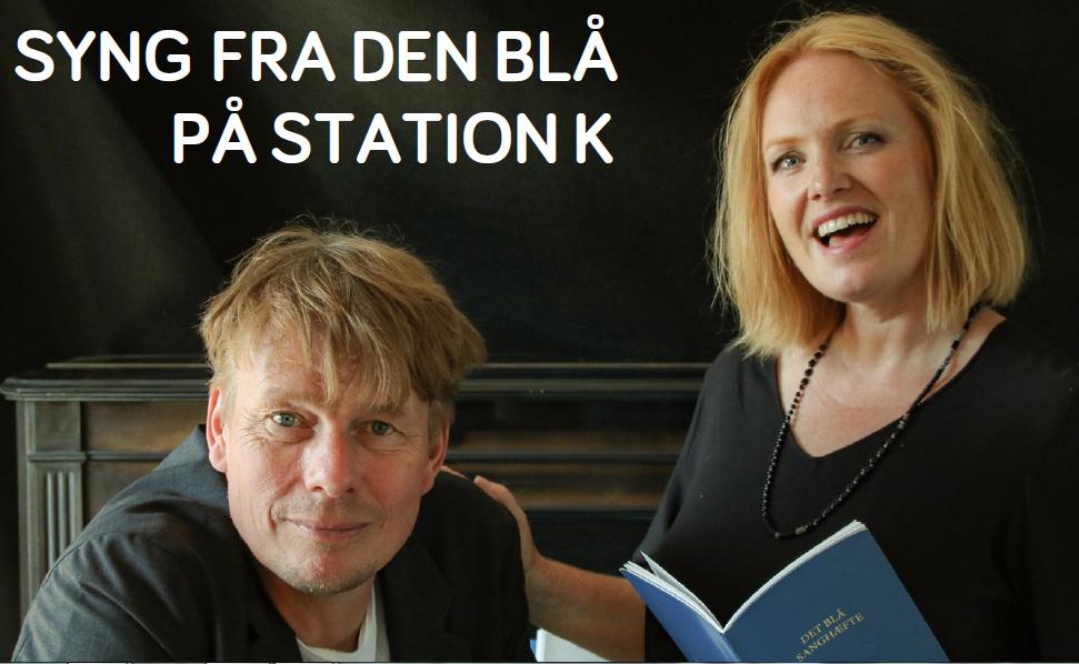 Martin Ottosen og Louise Svane