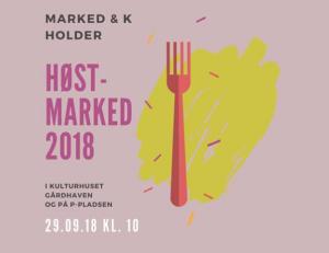 Høstmarked 2018
