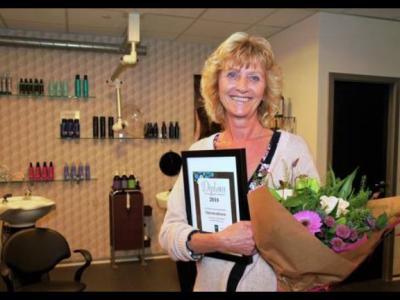Stjernesalonen diplom 29.10.2018