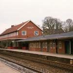 Langå station 20010426