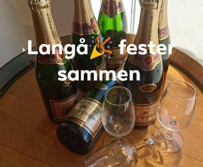Langå fester for Bredgade 4.5.2019