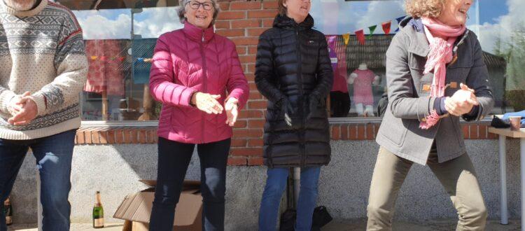Bredgade i Langå indvies 4. maj 2019