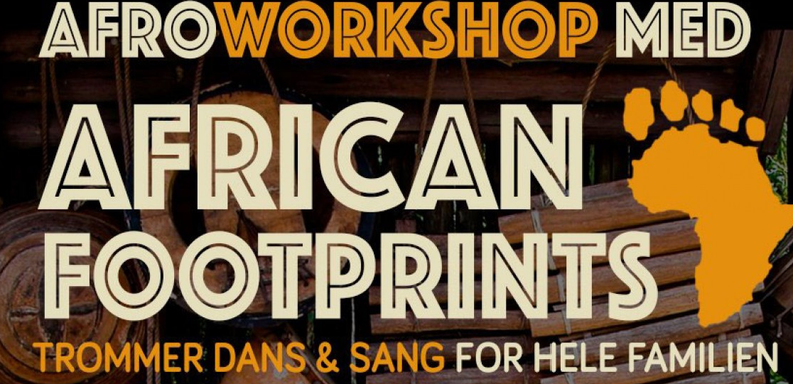 Workshop African Footprints