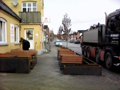 Sidste bænke i Bredgade