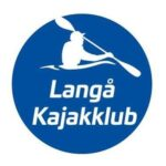 Logo for Langå Kajakklub